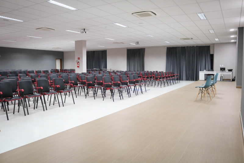 Bloco Central (Auditório Master)