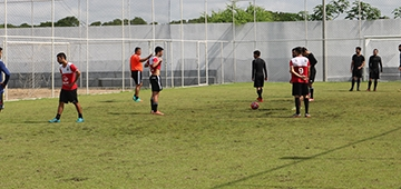 Divulgada tabela da Copa Inova de Futebol 2019
