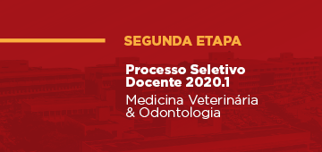 Processo Seletivo Docente FATEC-PB 2020.1: Segunda etapa