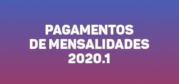 FATEC-PB flexibiliza pagamento de mensalidades do semestre 2020.1